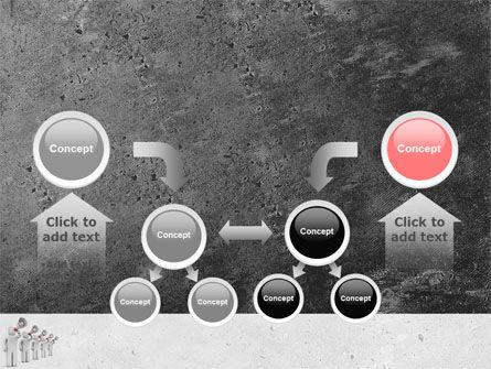 Megaphone PowerPoint Template Slide 19
