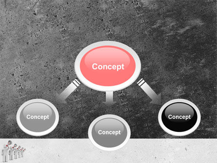 Megaphone PowerPoint Template, Slide 4, 04892, Business Concepts — PoweredTemplate.com