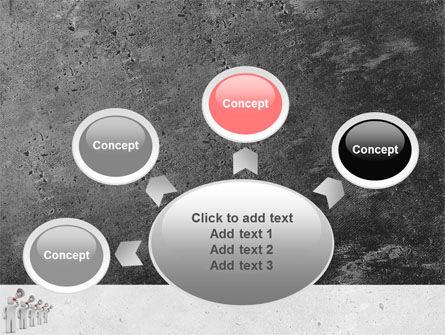 Megaphone PowerPoint Template Slide 7
