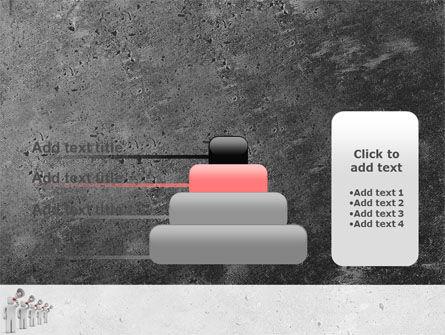 Megaphone PowerPoint Template Slide 8