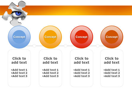 Eye PowerPoint Template Slide 5