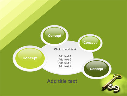 Financial Key PowerPoint Template Slide 16
