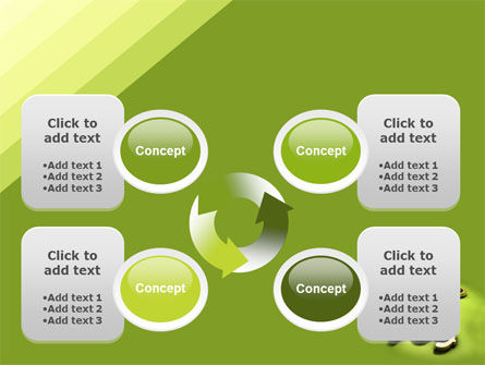 Financial Key PowerPoint Template Slide 9