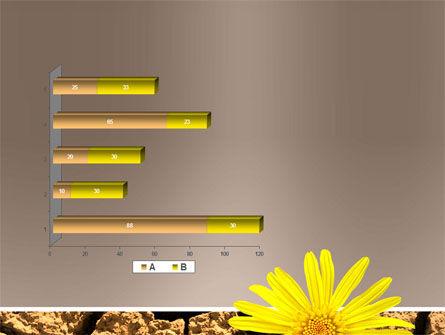 Desert Flower Free PowerPoint Template Slide 11