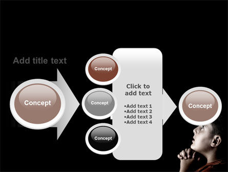 Prayer PowerPoint Template Slide 17