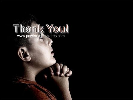 Prayer PowerPoint Template Slide 20
