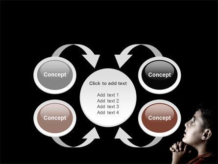Prayer PowerPoint Template Slide 6