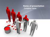 Education & Training: Likeness PowerPoint Template #04904