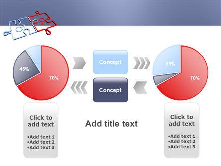 Gender Relations PowerPoint Template Slide 11