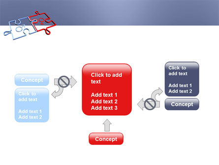 Gender Relations PowerPoint Template Slide 13