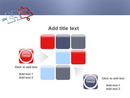Gender Relations PowerPoint Template Slide 16