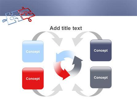 Gender Relations PowerPoint Template Slide 6