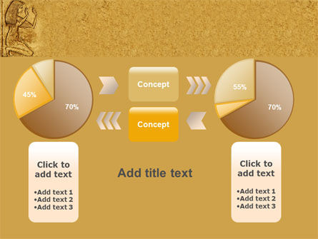 Egyptian Engraving PowerPoint Template Slide 16