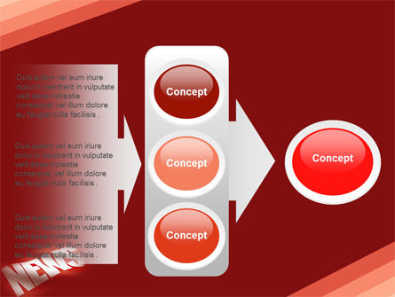 News PowerPoint Template Slide 11