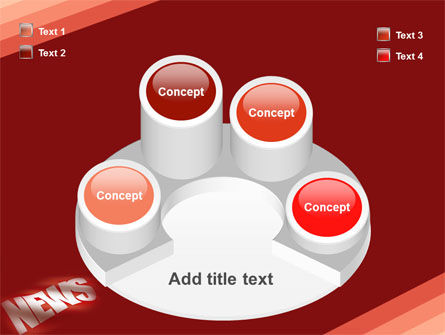 News PowerPoint Template Slide 12