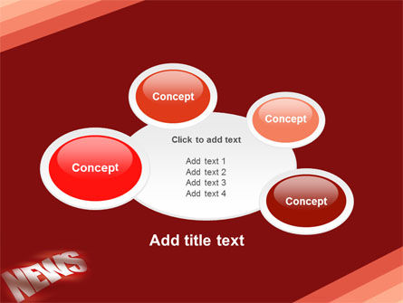 News PowerPoint Template Slide 16