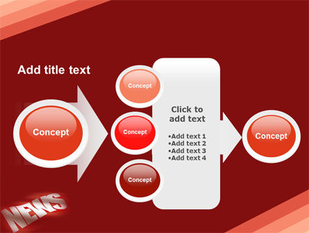 News PowerPoint Template Slide 17