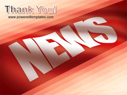 News PowerPoint Template Slide 20