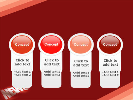 News PowerPoint Template Slide 5