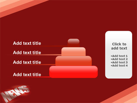 News PowerPoint Template Slide 8