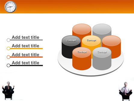 Working Hours PowerPoint Template Slide 12