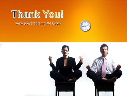 Working Hours PowerPoint Template Slide 20