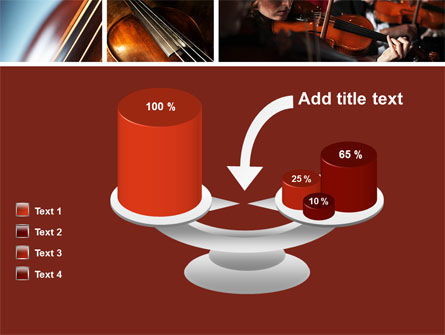 Violin Collage PowerPoint Template Slide 10