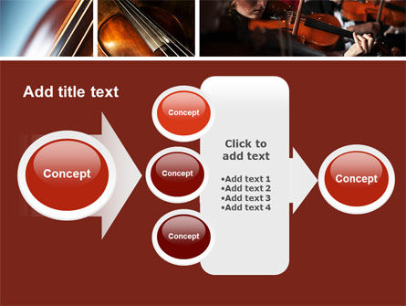 Violin Collage PowerPoint Template Slide 17