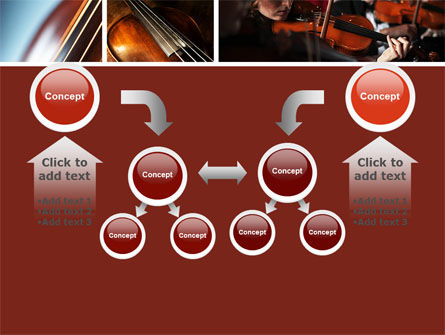 Violin Collage PowerPoint Template Slide 19