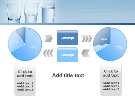 Glass Half Full PowerPoint Template Slide 11