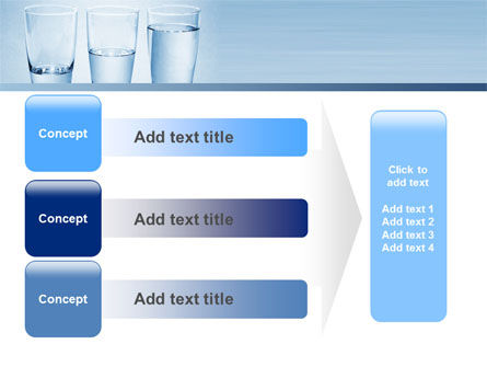 Glass Half Full PowerPoint Template Slide 12