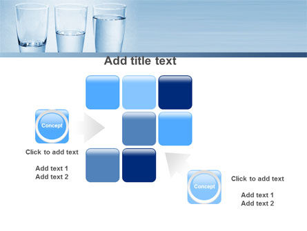 Glass Half Full PowerPoint Template Slide 16