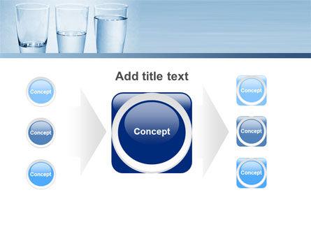 Glass Half Full PowerPoint Template Slide 17