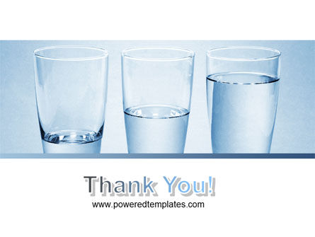 Glass Half Full PowerPoint Template Slide 20