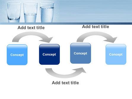 Glass Half Full PowerPoint Template Slide 4