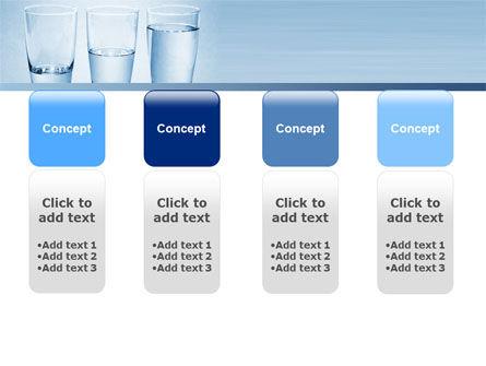 Glass Half Full PowerPoint Template Slide 5