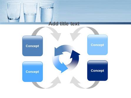 Glass Half Full PowerPoint Template Slide 6
