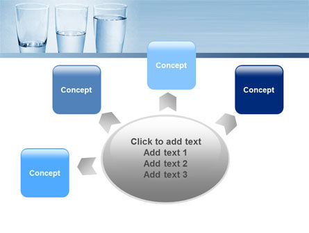 Glass Half Full PowerPoint Template Slide 7