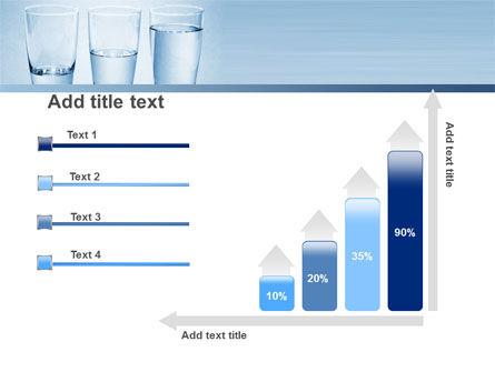 Glass Half Full PowerPoint Template Slide 8