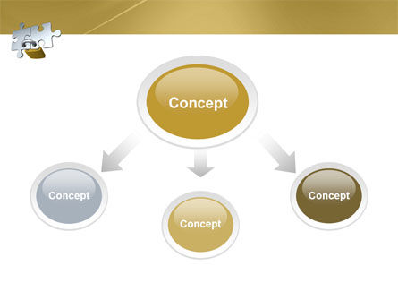 Connection PowerPoint Template, Slide 4, 04925, Consulting — PoweredTemplate.com
