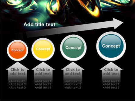 Fantastic Dark PowerPoint Template Slide 13