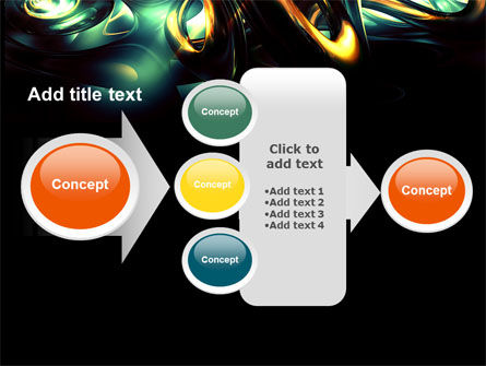 Fantastic Dark PowerPoint Template Slide 17