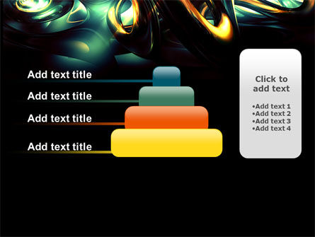 Fantastic Dark PowerPoint Template Slide 8