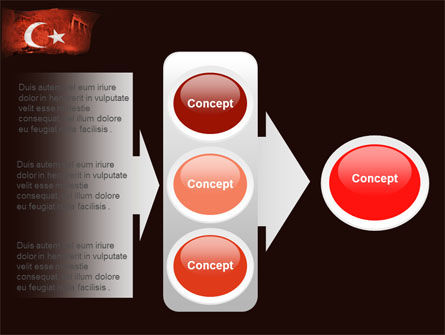 Turkey PowerPoint Template Slide 11