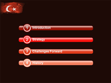 Turkey PowerPoint Template Slide 3
