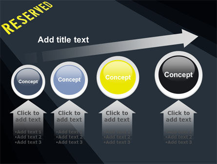 Reserved PowerPoint Template Slide 13
