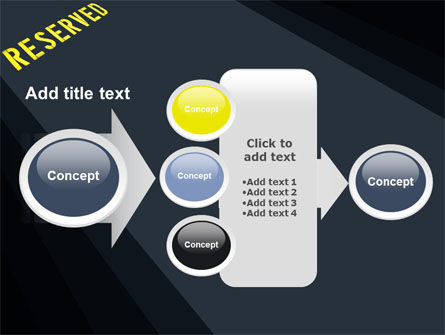 Reserved PowerPoint Template Slide 17