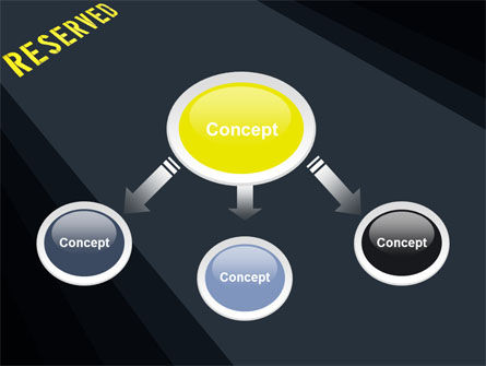 Reserved PowerPoint Template Slide 4
