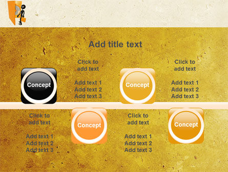 Compact Disk In A Box PowerPoint Template Slide 18