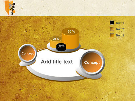 Compact Disk In A Box PowerPoint Template Slide 6